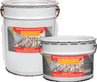Эпохим — двухкомпонентная эпоксидная химстойкая эмаль по металлу